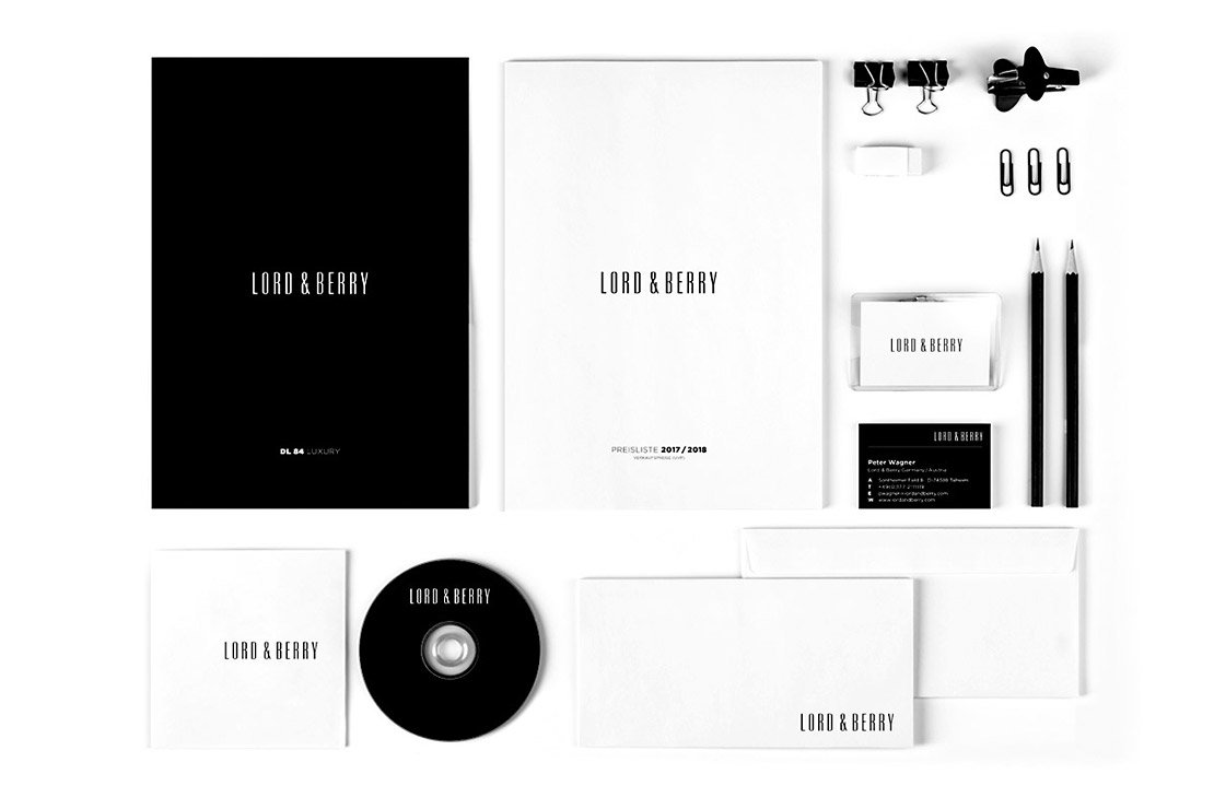Corporate Design Lord&Berry